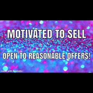 Motivated To Sell!!!